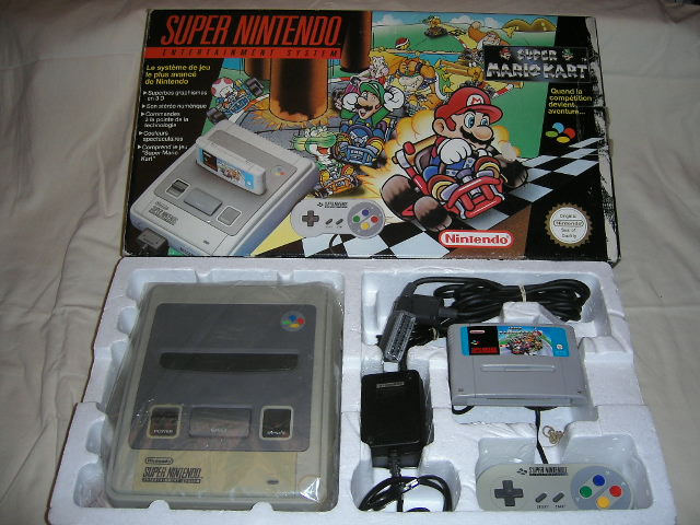 Mister game price argus du jeu hardware super nintendo - How much is a super nintendo console worth ...