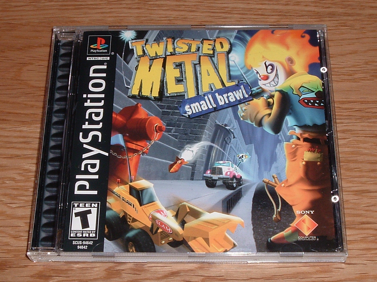 Price of the game Twisted Metal: Small Brawl