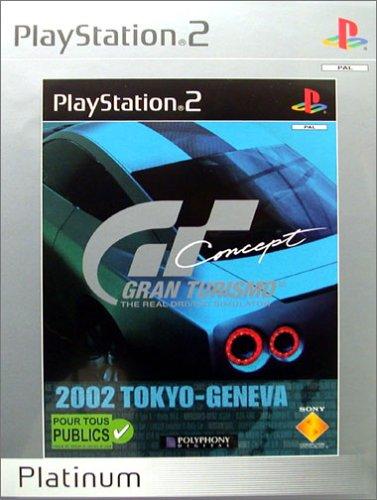 mister game price argus du jeu gran turismo concept 2002 tokyo geneva platinum. Black Bedroom Furniture Sets. Home Design Ideas