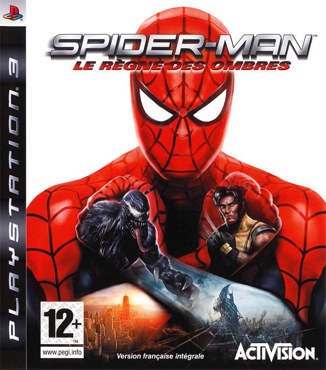 Mister game price argus du jeu spider man le regne des - Les jeux de spiderman 4 ...