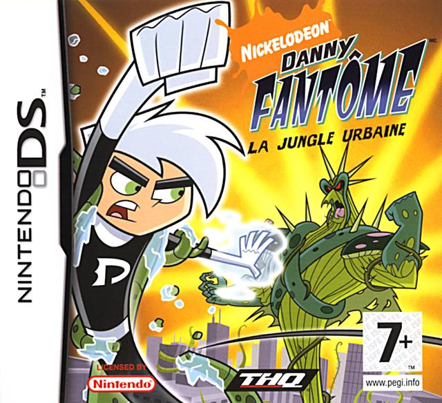 Danny Fantome : La Jungle Urbaine DS