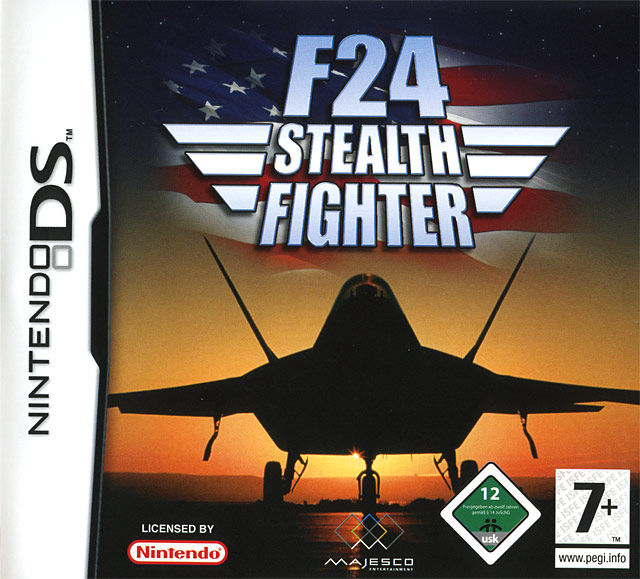 F24 Stealth Fighter DS