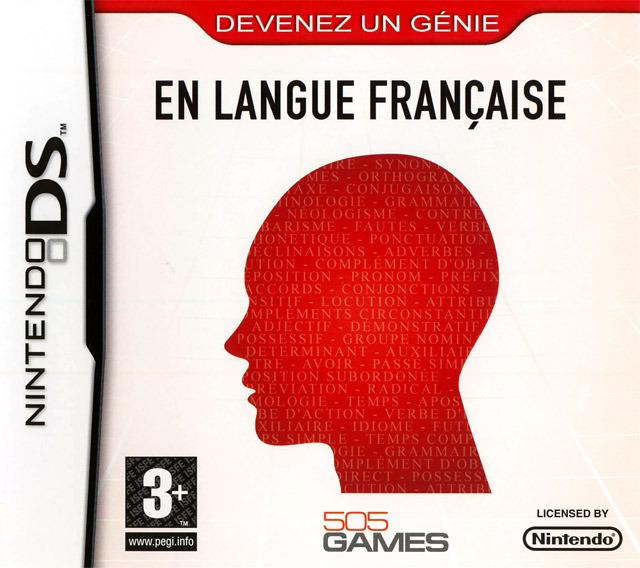 Devenez un Génie en Langue Française DS