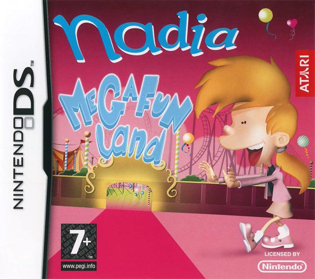 Nadia Megafun Land DS