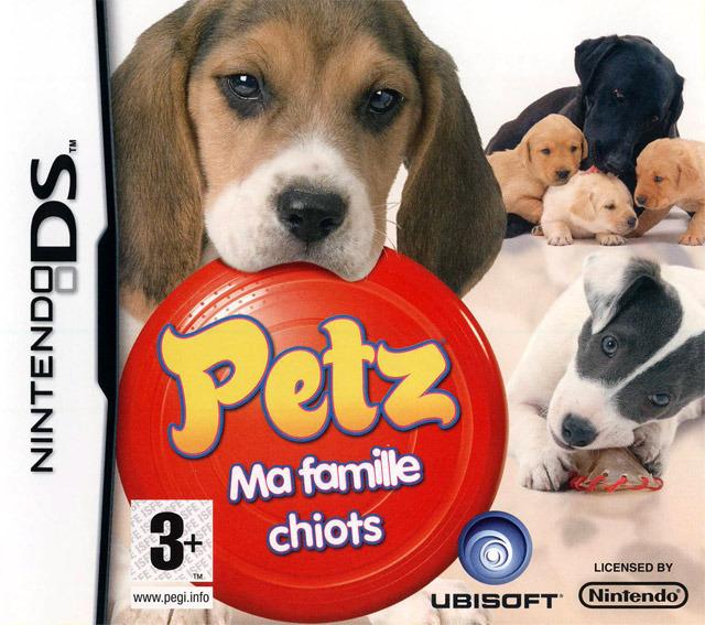 Petz : Ma Famille Chiots DS