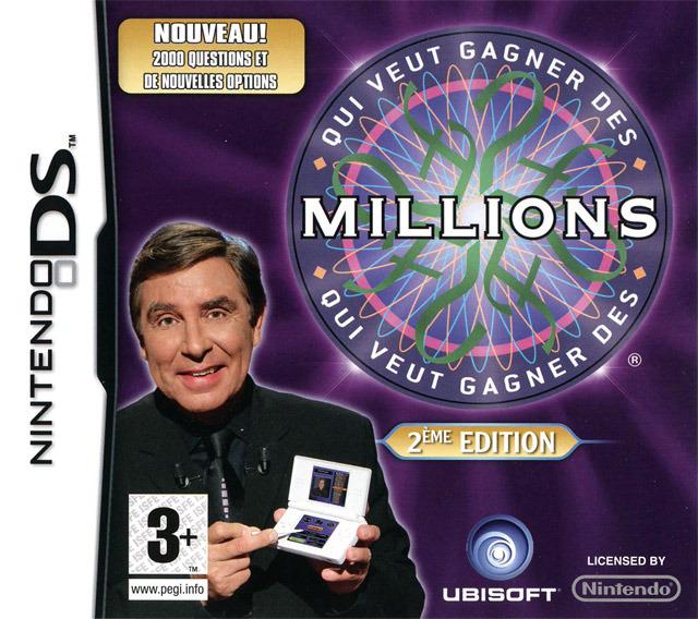 Qui Veut Gagner des Millions : 2ème Edition DS