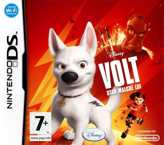 Volt : Star Malgré Lui DS