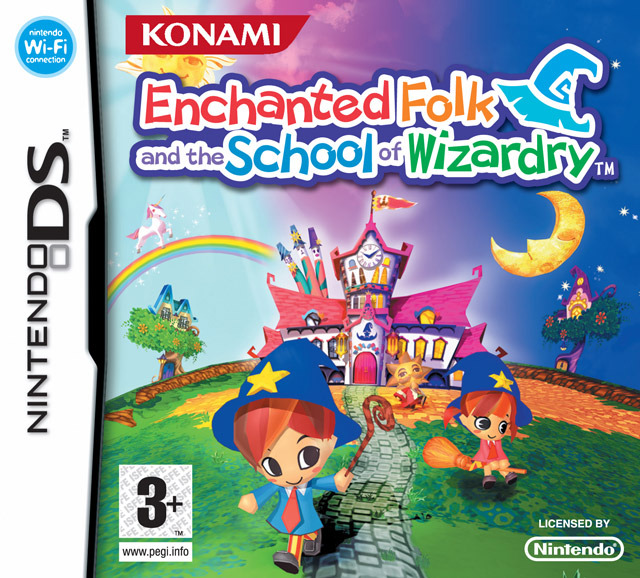 Enchanted Folk and the School of Wizardry DS