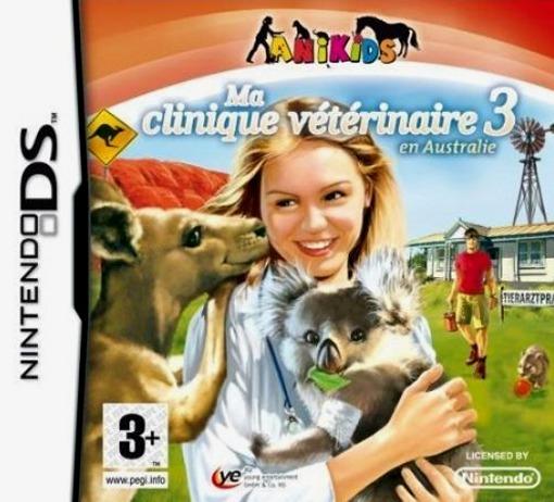 Argus du jeu Ma Clinique Vétérinaire 3 : en Australie