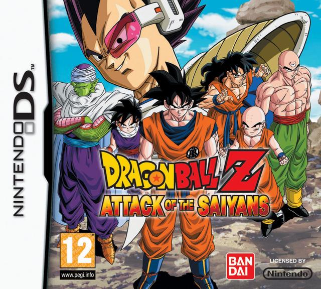 Dragon Ball Z : Attack of the Saiyans