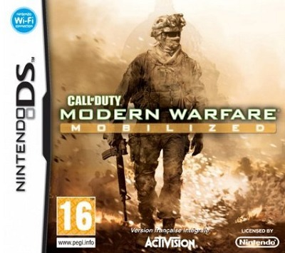 Call of Duty : Modern Warfare : Mobilized DS