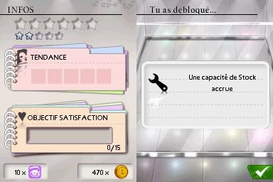 Mister game price argus du jeu l a passion fashion paradise for Lea passion decoration