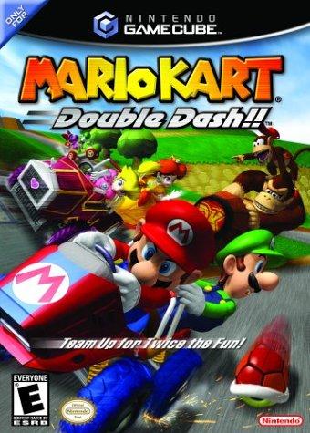 [test]Mario kart double dash Jaquette_front