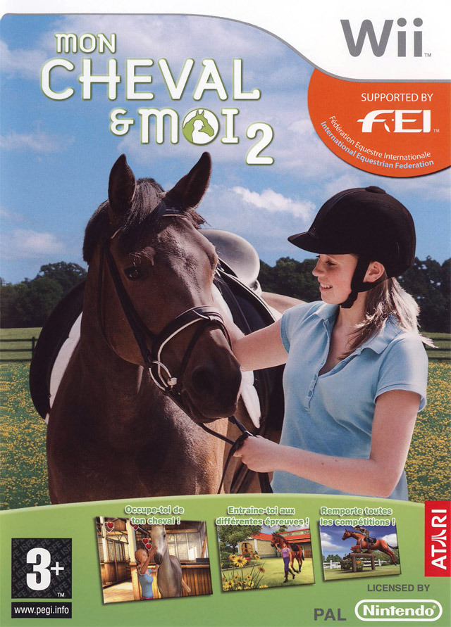 jeux cheval xbox one