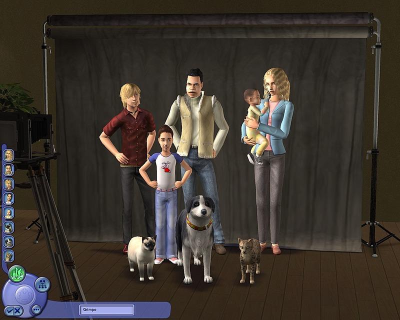 Mister Game Price : Argus du jeu Les Sims 2 : Animaux & Cie