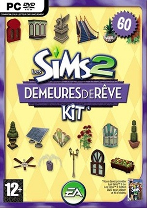 Designhome Game on Image Game Price   Argus Du Jeu Les Sims 2   Kit Demeures De R  Ve