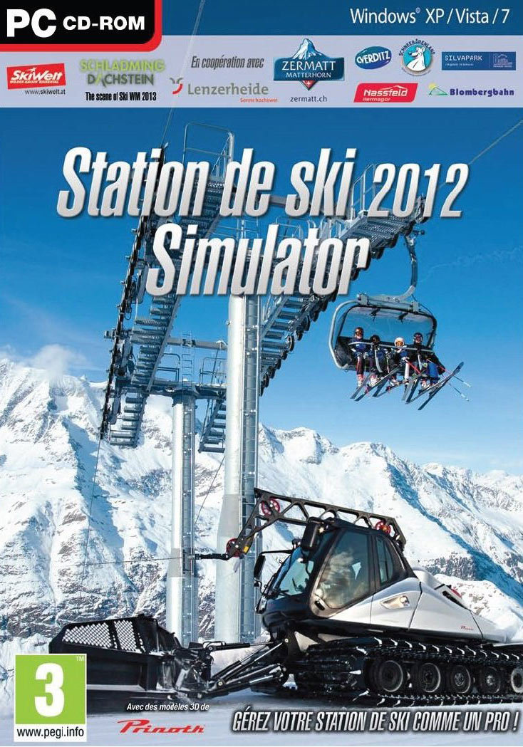 mister game price argus du jeu station de ski simulator 2012. Black Bedroom Furniture Sets. Home Design Ideas