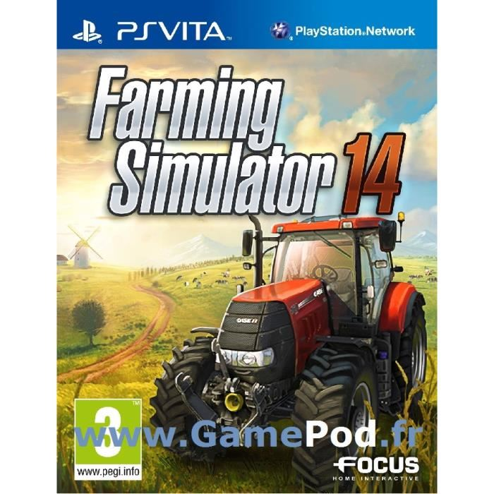 mister game price argus du jeu farming simulator 2014. Black Bedroom Furniture Sets. Home Design Ideas